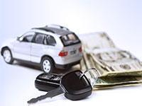 Легковые автомобили все чаще покупают в кредит