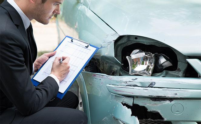 Экспертиза после аварии