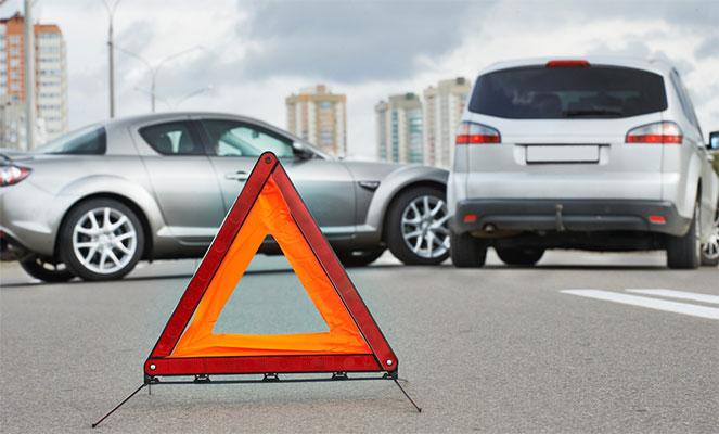 Оформление дорожно-транспортного происшествия