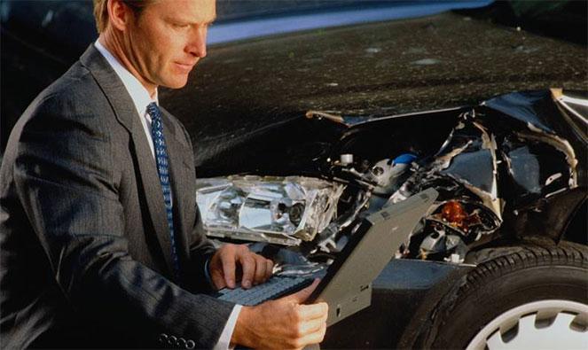 Диагностика автомобиля после ДТП