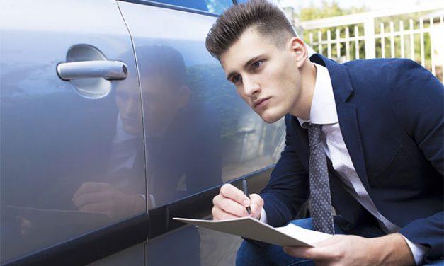 Как проводится оценка автомобиля после ДТП