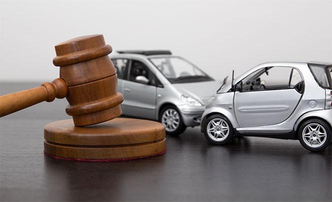 Судебное разбирательство по подставном ДТП