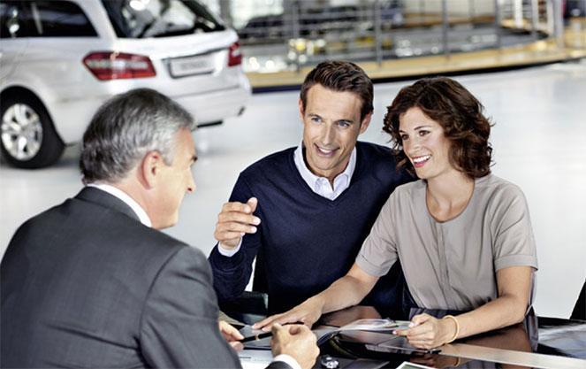 Договоренность о покупке авто в лизинг