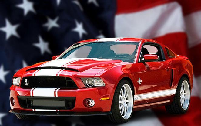 Автомобиль из США