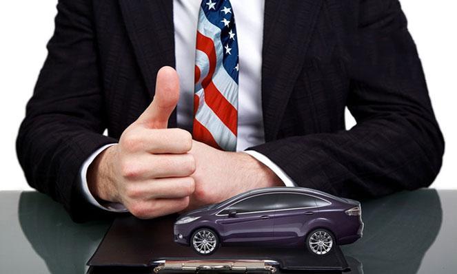 Покупка автомобиля в США