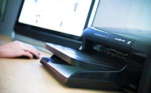 Распечатывание квитанции на принтере