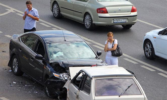 Порядок расследований ДТП: действия, акты о столкновениях машин в 2018