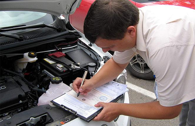 Штраф за регистрацию автомобиля не в срок в  2018  году