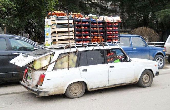 Штраф за перегруз легкового автомобиля в 2019 : пассажирами и грузом