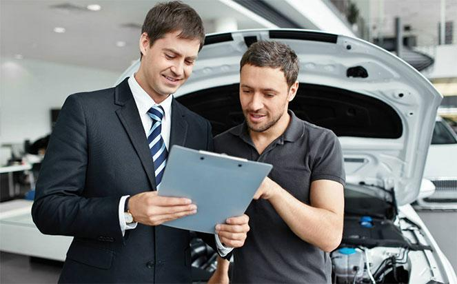 Оформление кредита на автомобиль
