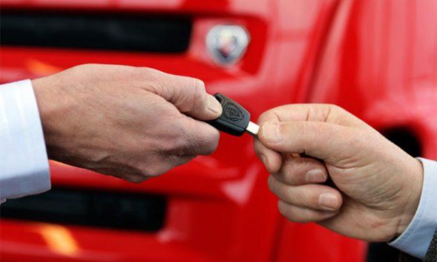 Как продают автомобили после лизинга