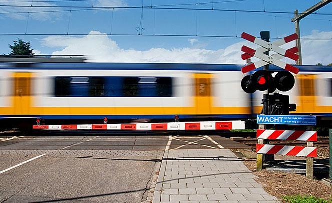 Штраф за неправильный проезд железнодорожного переезда в  2018  году