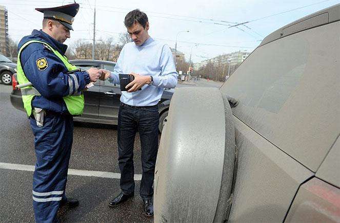 Штраф за вождение в нетрезвом виде