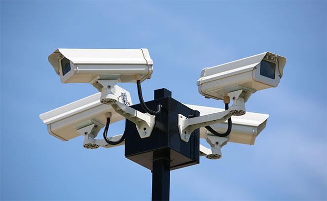 Камеры наблюдения