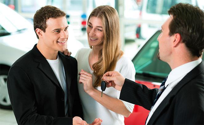 Оформление кредита на авто
