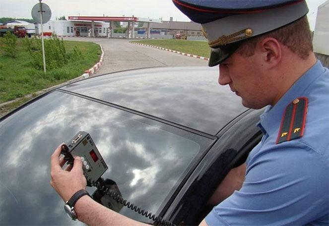 Проверка лобового стекла