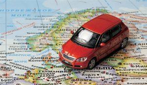 Автомобиль из Европы