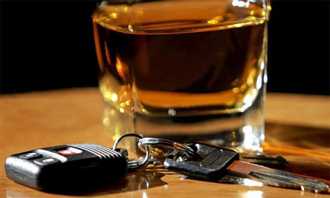 Штрафы ГИБДД за алкогольное опьянение в  2019  году