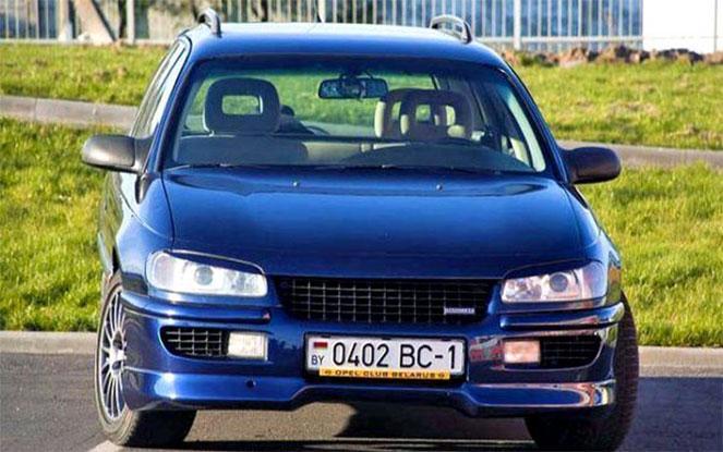 Автомобиль с белорусским учетом и номерами в России в  2018  году