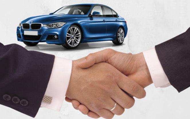 Продажа машины без постановки на учет