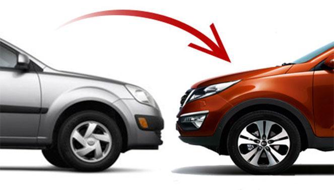 Продажа машины через трейд ин