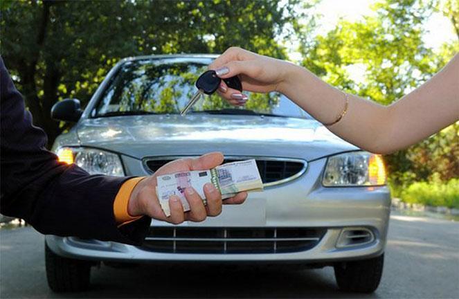 Покупка машины без паспорта