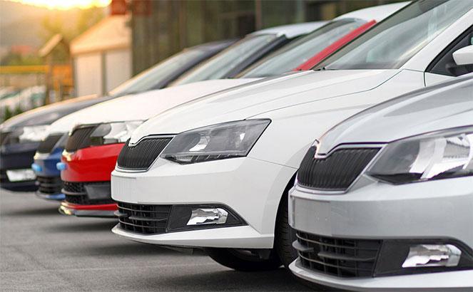 Автомобили с временной регистрацией