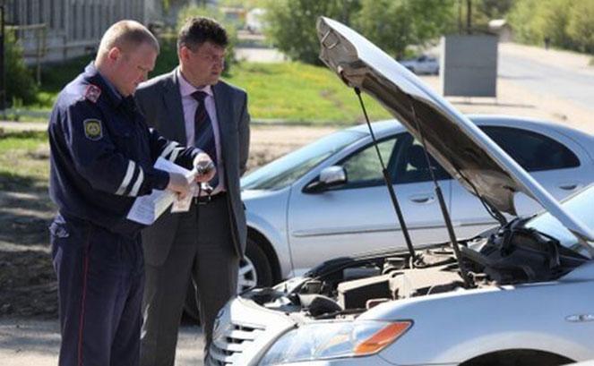 Постановка на учет нового автомобиля в ГИБДД  2019  году