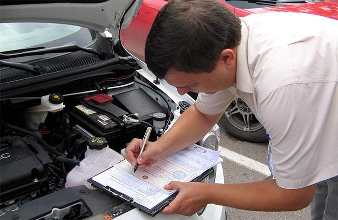 Регистрация мотора
