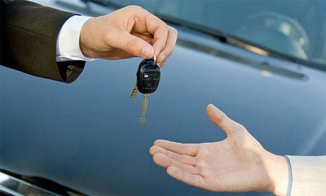 Приобретение автомобиля