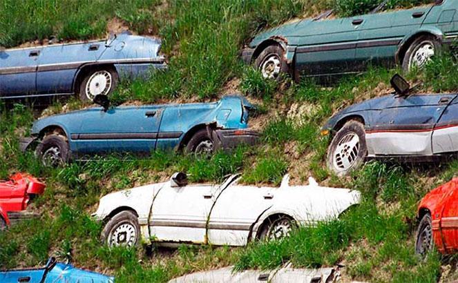 Снятие авто с учета для утилизации в 2019 году: документы в ГИБДД
