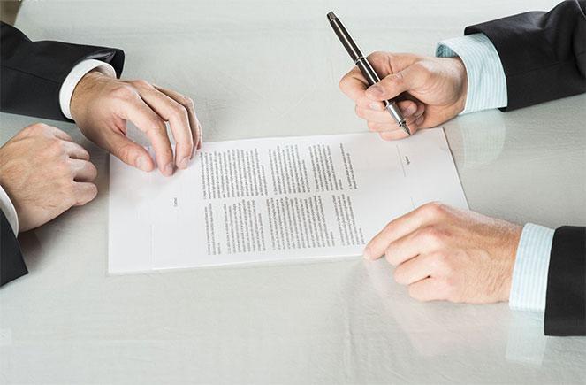 Разбираемся в договоре