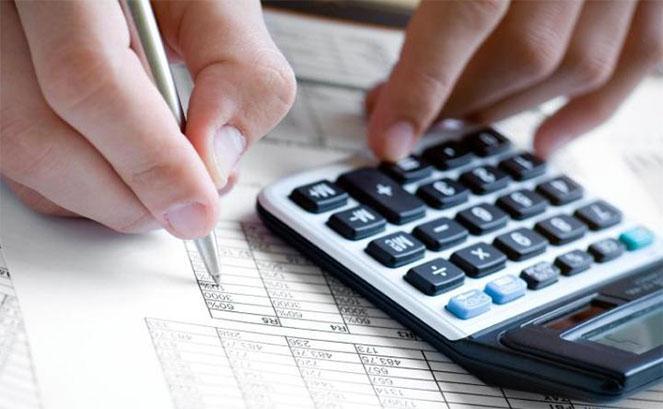 Расчет налогов