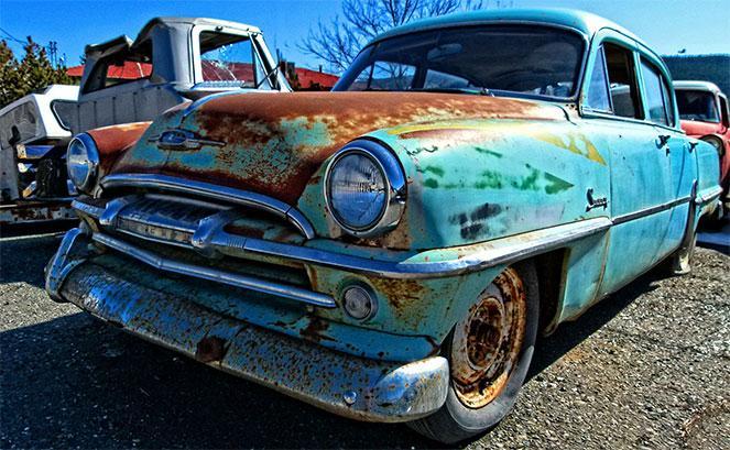 Можно ли поставить на учет утилизированный автомобиль в 2019 году