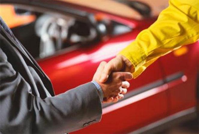 Продажа авто от юридического лица физическому: налоги в 2018