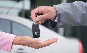 Успешная продажа автомобиля