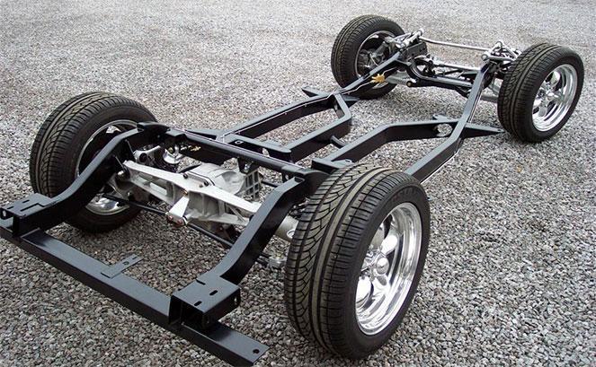 Рама автомобиля
