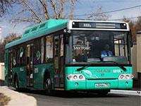 Электробус производства ЛиАЗ
