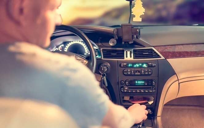 Управление авто в нетрезвом виде