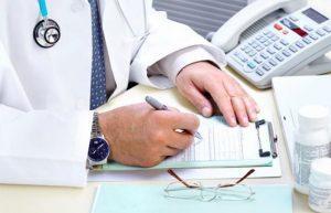 Оформление медицинской справки