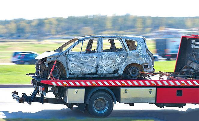 Как проводится утилизация коммерческих авто в 2019 году