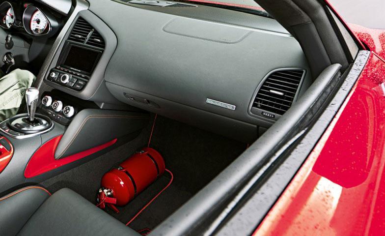 Какой огнетушитель должен быть в автомобиле  2018  году для техосмотра
