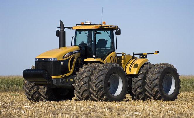 Делаем права на трактор