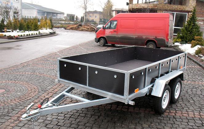 Регистрация прицепа для легкового и грузового автомобиля в ГИБДД в  2019  году