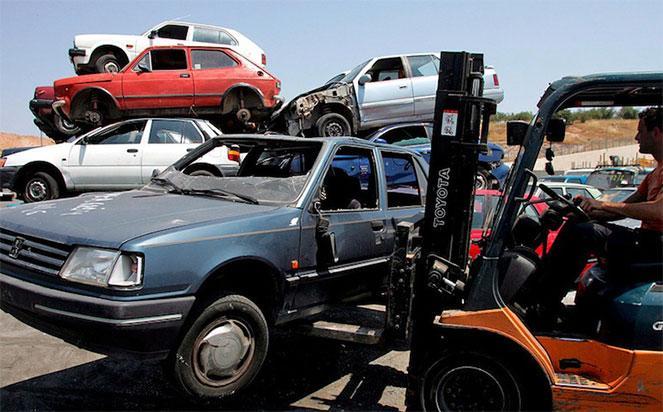 Cвидетельство об утилизации автомобиля в 2019 году