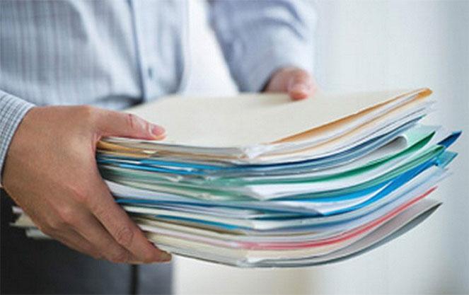 Собираем документы