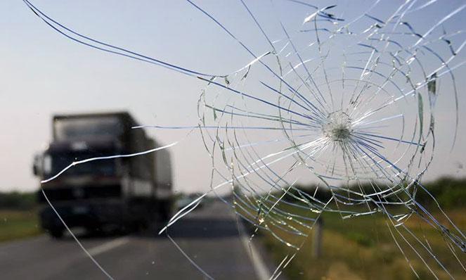 Как пройти техосмотр с трещиной на лобовом стекле в  2019  году