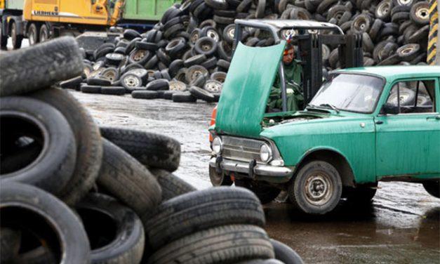 Программа утилизации автомобилей в 2017 году: новые условия