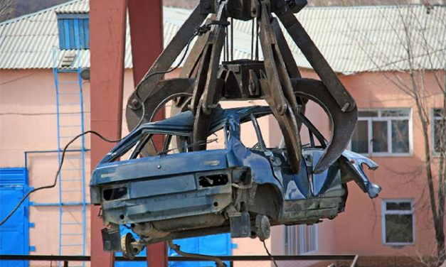 Утилизация машины: как оформить в ГИБДД