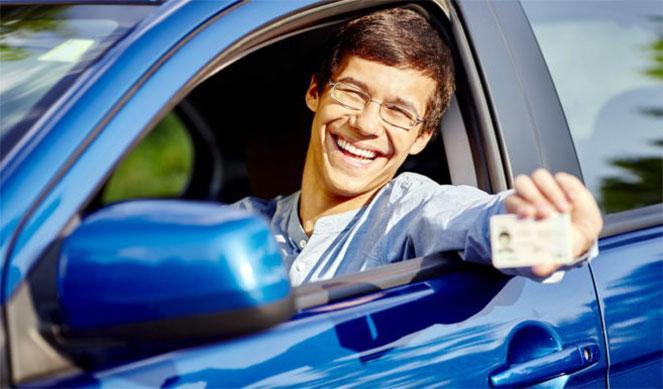Как получить временные водительские права в  2018  году